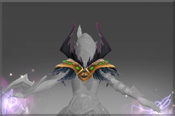 Cosmetic icon Mantle of the Concealed Raven.png