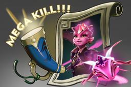 Cosmetic icon Mega-Kills Dark Willow.png