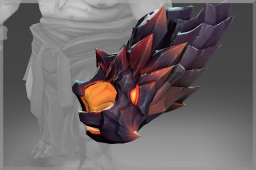 Cosmetic icon Gauntlet of the Infernal Rambler.png