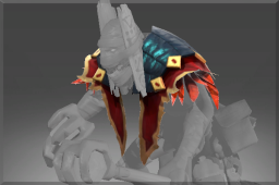 Cosmetic icon Mantle of the Spiteful Eye.png
