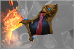 Cosmetic icon Armguards of the Smoldering Sage.png