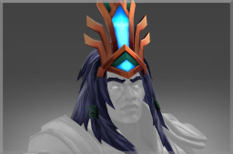 Cosmetic icon Crown of the Proudsilver Clan.png