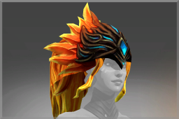 Cosmetic icon Hair of the Fireflight Scion.png