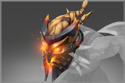 Cosmetic icon Mask of the Bloodforge.png