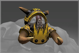 Cosmetic icon Supreme Mask of the Warboss.png
