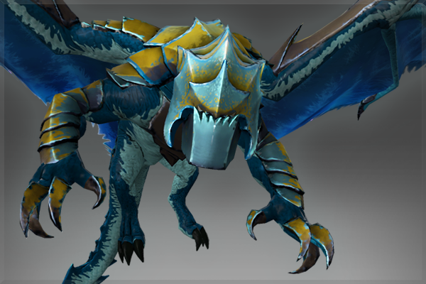 Compendium Immortal Items: Kindred Of The Iron Dragon