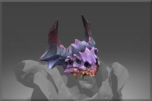 Dota 2 Lion S Immortal Item Fin King S Charm: Visage Of The Gruesome Embrace