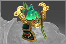 Cosmetic icon Kabuto of the Dreadborn Regent.png