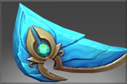 Cosmetic icon Emeraldine Shield.png