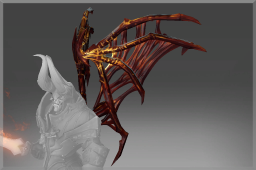 Cosmetic icon Eternal Wings of the Daemon Prince.png