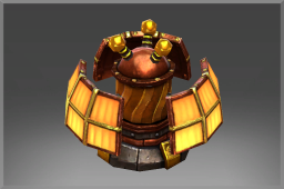 Cosmetic icon Cog of the Mechanised Pilgrim.png