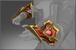 Cosmetic icon Bracers of Volatile Majesty.png