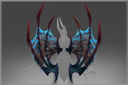 Cosmetic icon Wings of the Foulfell Corruptor.png