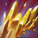 Golden Latticean Shards Impale icon.png