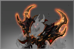 Cosmetic icon Souls Tyrant Shoulder.png