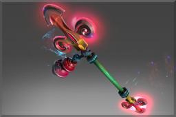 Staff of Gun-Yu of the Crimson Witness - Dota 2 Wiki