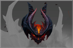 Cosmetic icon Horns of the Diabolical Fiend.png
