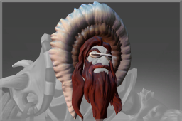 Cosmetic icon Visage of the Arctic Owlbear Clan.png
