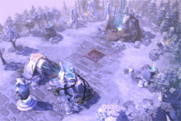 Cosmetic icon Seasonal Terrain - Winter.png