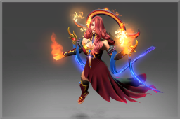 Cosmetic icon Glory of the Elderflame.png