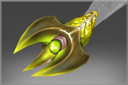 Cosmetic icon Tail of the Ferocious Toxicant.png