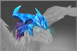 Cosmetic icon Crown of the Iceburnt Elegy.png