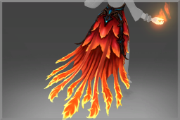 Cosmetic icon Skirt of the Fireflight Scion.png