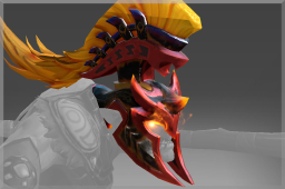 Cosmetic icon Helm of the Ember Demons.png
