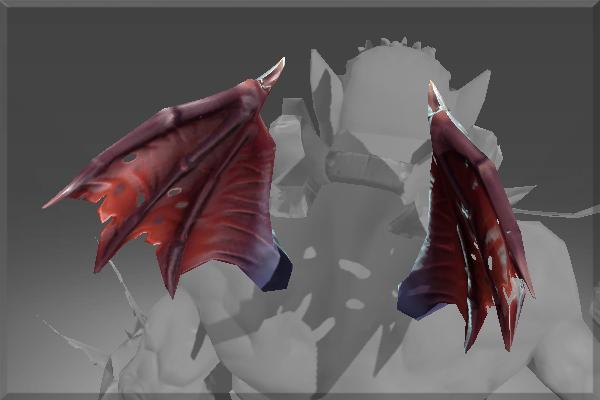 Dota 2 Lion S Immortal Item Fin King S Charm: Infernal Wings