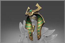 Cosmetic icon Crown of the Dirgeful Overlord.png