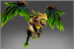 Cosmetic icon Scorched Amber Dragon Form.png