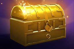 Cosmetic icon Golden Immortal Treasure Chest 2017.png