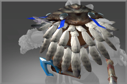 Cosmetic icon Honor of the Arctic Owlbear Clan.png