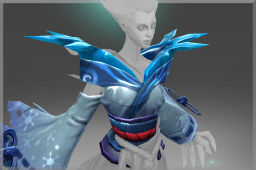 Cosmetic icon Robe of the Winter Revenant.png