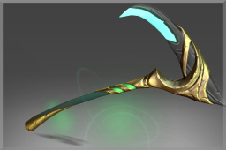 Cosmetic icon Scythe of the Scourge Dominion.png