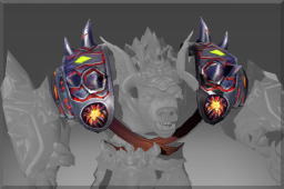 Cosmetic icon Roshan Hunter Back.png