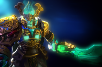 Loading Screen of the Dreadborn Regent