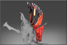 Cosmetic icon The Burning Banner.png