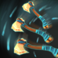 Whirling Axes (Ranged) icon.png