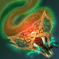 Crown of the Emerald Sea Mystic Snake icon.png