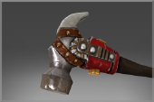 Hammer of the Mechanised Pilgrim