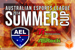 Cosmetic icon Australian E-Sports League 2014 Summer Cup.png