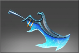 Cosmetic icon Offhand Cutlass of the Iceborn Trinity.png
