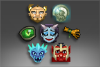The International 2017 Emoticon Pack I