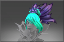Cosmetic icon Coronet of the Mortal Coil.png