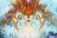 Загрузочный экран: The Siren's Song
