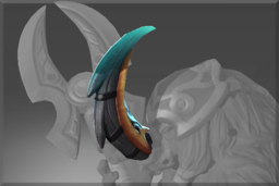 Cosmetic icon Horn of the Vindictive Protector.png