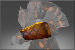 Cosmetic icon Arm Guards of Prosperity.png