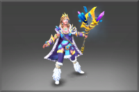 Regalia of the Crystalline Queen Set