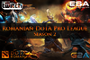 Romanian Dota Pro League - Season 2